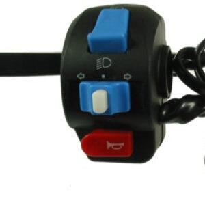Vento Zip/Triton Frame/Control Parts